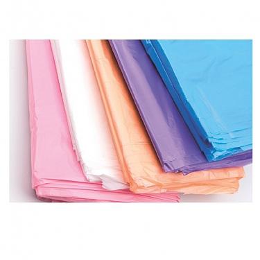 CAPAS DESECHABLES PLASTICO BOLSA 50 UNIDADES 110x84 REF.R350