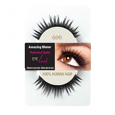 EYE LASH BLACK MODELO 600 REF : 659 AMAZING SHINE