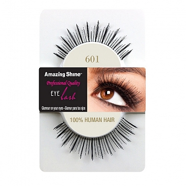 EYE LASH BLACK MODELO 601 REF : 660 AMAZING SHINE