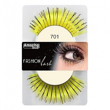 FASHION LASH (AMARILLO/DORADO) REF : 701 AMAZING SHINE