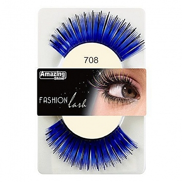 FASHION LASH (AZUL/AZUL BRILLO) REF : 708 AMAZING SHINE
