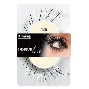 FASHION LASH (BLANCO/PURPURINA) REF : 728 AMAZING SHINE