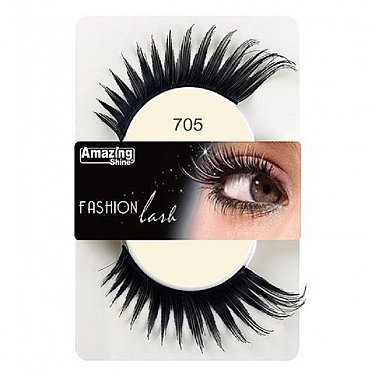 FASHION LASH (NEGRO) REF : 705 AMAZING SHINE
