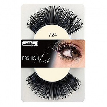 FASHION LASH (NEGRO/NEGRO BRILLO) REF : 724 AMAZING SHINE