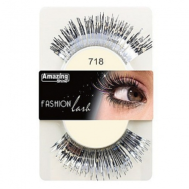 FASHION LASH (PLATA BRILLO) REF : 718 AMAZING SHINE