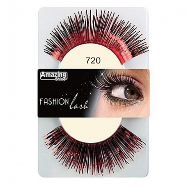 FASHION LASH (ROJO BRILLANTE) REF : 720 AMAZING SHINE