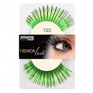 FASHION LASH (VERDE/VERDE BRILLO) REF : 723 AMAZING SHINE