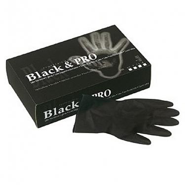 GUANTES BLACK & PRO REUTILIZABLES (20 UNIDADES) LARGE-7 1/2