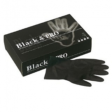 GUANTES BLACK & PRO REUTILIZABLES (20 UNIDADES) MEDIUM-7