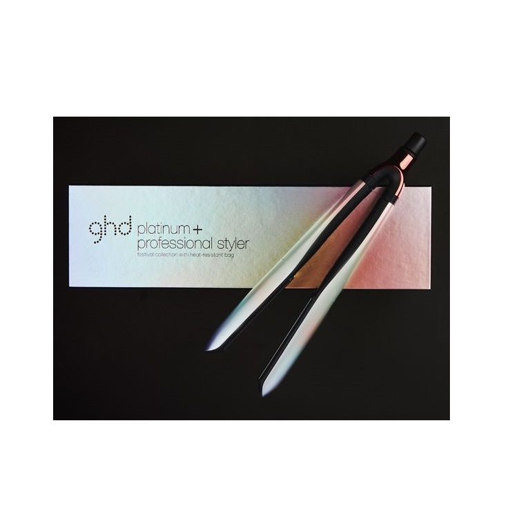 PLANCHA GHD PLATINUM + FESTIVAL COLLECTION_4