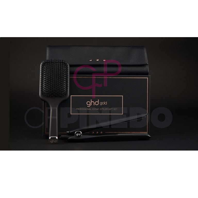 GIFT SET GHD GOLD - PROFESSIONAL ICONIC STYLER_2